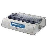 OKI ML 421 Impact Printer Wide Car