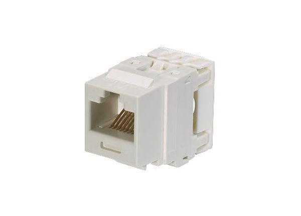 Panduit NetKey Punchdown Jack Module - modular insert
