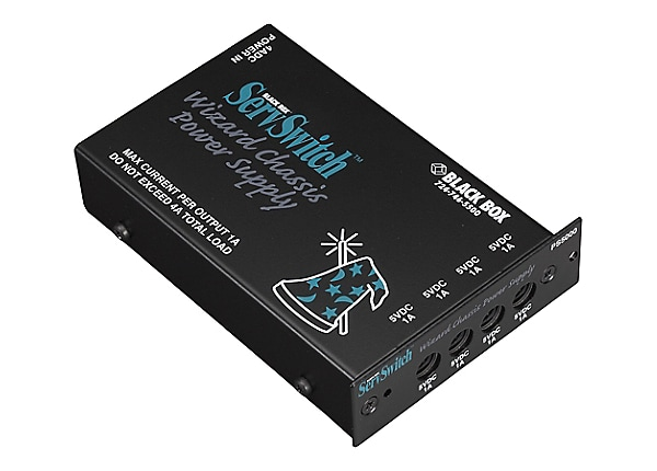 Black Box Power Supply