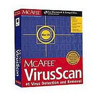 McAfee VirusScan (v. 3.0) - box pack - 1 user