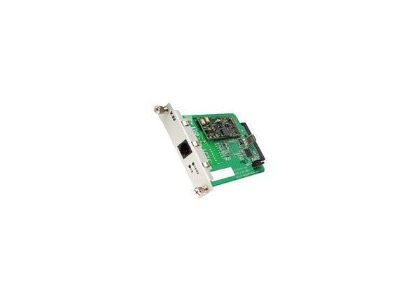 Netscreen 1 port v.92 Mini Physical Interface Module