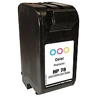 Clover Remanufactured Ink for HP 78 (C6578DN), Tri-Color, 450 page yield
