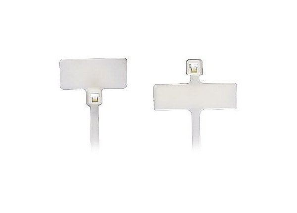 Panduit Pan-Ty Marker & Flag Ties - cable marker tie