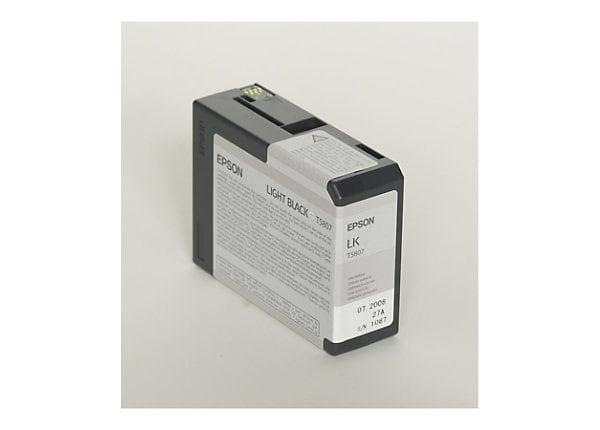Epson PRO 3800 Light Black Ink Cartridge