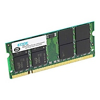 EDGE memory 2GB (1X2GB) PC25300 NONECC UNBUFFERED 200PIN DDR2 SODIMM
