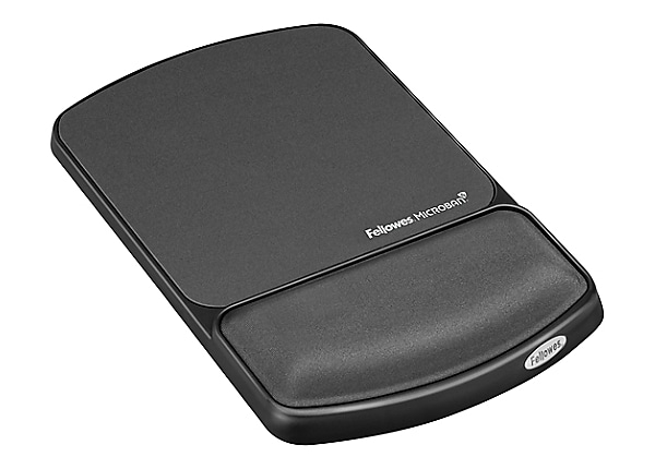 Fellowes Microban - mouse pad with wrist pillow