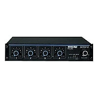 Shure 4 Channel Automatic Mixer