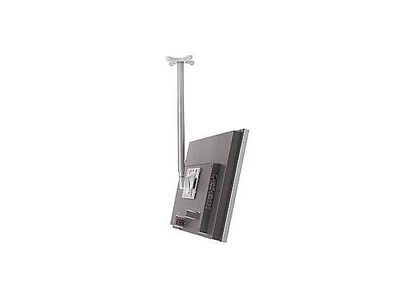 Chief FHP Universal CENTRIS Small Flat Panel Ceiling Mount with Adjustable