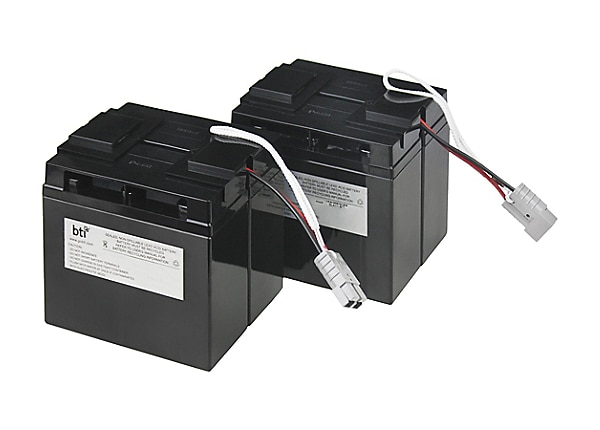 Battery Technology – BTI Replacement Battery for the RBC11 UPS Battery