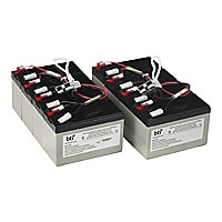 Battery Technology – BTI Replacement Battery for the RBC12 UPS Battery