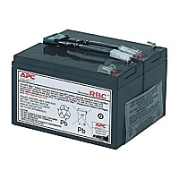 APC RBC9 Brand Replacement Battery Cartridge. FREE Battery Disposal Incl.