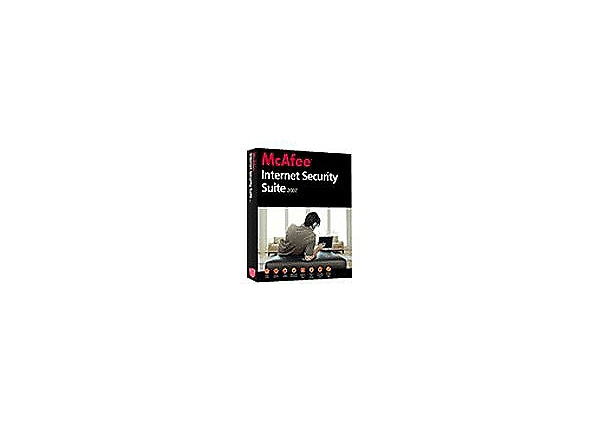 McAfee Internet Security Suite 2007 - box pack - 1 user