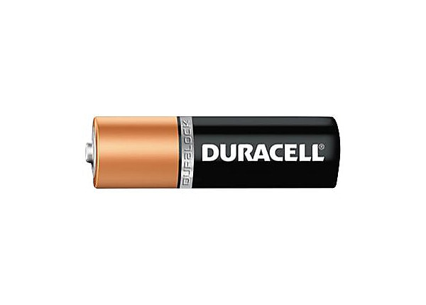 Duracell CopperTop MN 1500 - battery 4 x AA type alkaline