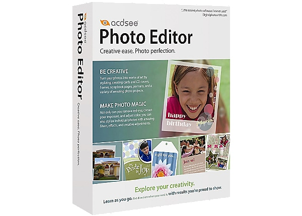 ACDSee Photo Editor 2008 - license - 1 user