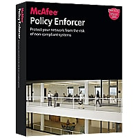 McAfee Network Access Control - license + 1 Year Gold Support - 1 node
