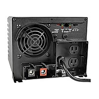 Tripp Lite Inverter / Charger 1250W 12V DC to 120V AC 30A 5-15R 2 Outlet