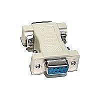 DB9 M/F Null Modem Adapter – Cables To Go