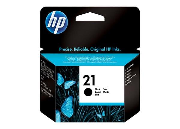 HP 21 (C9508FN) 2-pack Black Original Ink Cartridges