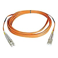 Tripp Lite 21M Duplex Multimode Fiber 62.5/125 Patch Cable LC/LC 69ft