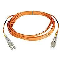Tripp Lite 25M Duplex Multimode Fiber 62.5/125 Patch Cable LC/LC 82ft