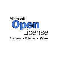 Microsoft SQL Server - license & software assurance - 1 user CAL