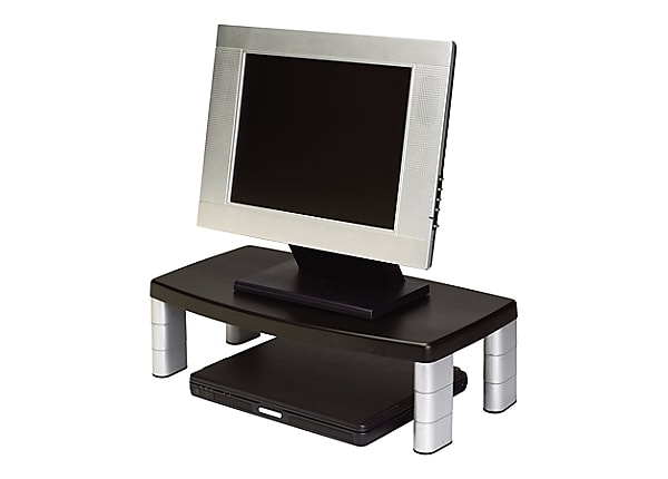3M MS90B Extra Wide Adjustable Monitor Stand