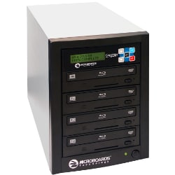 Microboards Blu-Ray Pro - BD duplicator