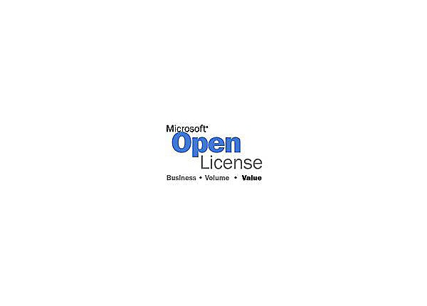 Microsoft Project - software assurance - 1 PC