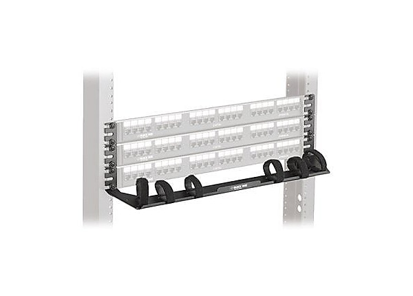 Black Box Zero U-Height Cable Manager rack cable management panel