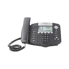 Polycom SoundPoint IP 550 SIP 4 line IP desktop phone