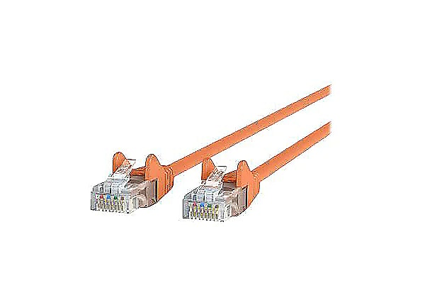 CDW 10ft Cat6 550Mhz Gigabit Snagless Patch Cable RJ45 - Green 10'