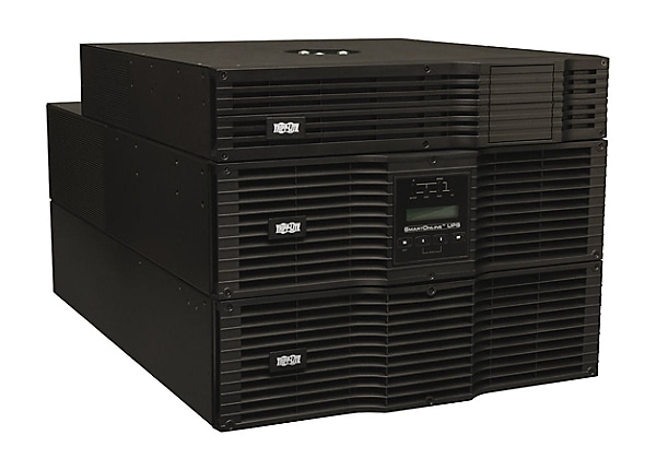 Tripp Lite UPS 8kVA 7.2kW Smart Online 8U Rackmount Hot Swap PDU 120V/208V