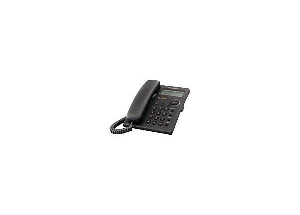 Panasonic KX-TSC11B - corded phone with caller ID/call waiting