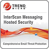 Trend Micro InterScan Messaging Hosted Email Security Advanced 251-500 user
