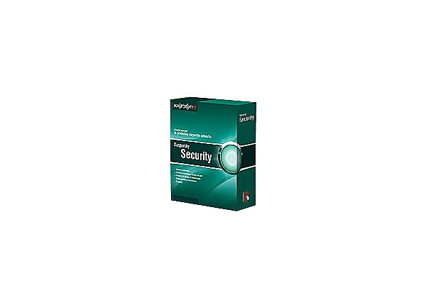 Kaspersky Security for Mail Server - subscription license renewal (1 year)