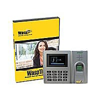 WaspTime Pro with Biometric Clock
