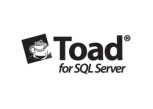 TOAD for SQL Server - license + 1 Year Maintenance - 1 seat