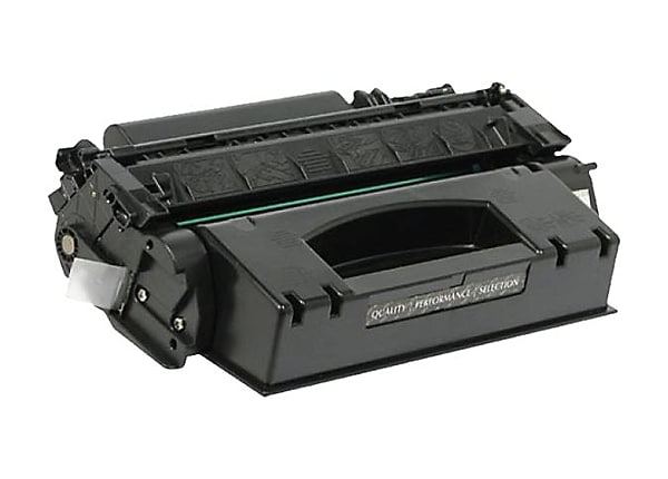 Clover Remanufactured Toner for HP Q7553X (53X), Black, 7,000 page yield