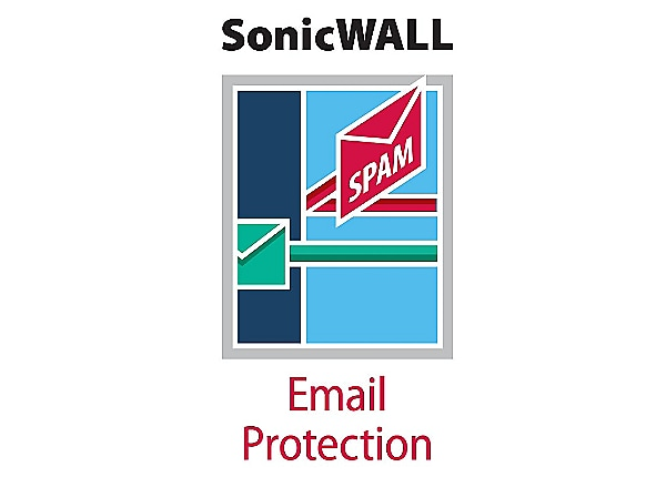 SonicWall Email Protection Subscription - subscription license (1 year) + D