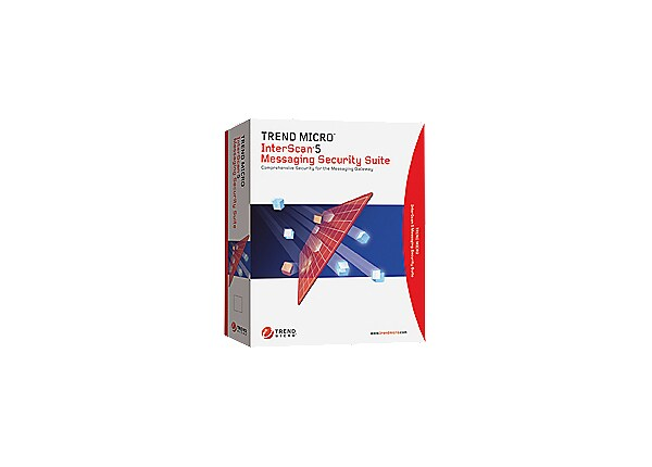 Trend Micro InterScan Messaging Security Suite Advanced - maintenance (rene
