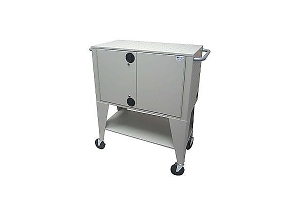 Datamation 10 Module Notebook PC Security Cart
