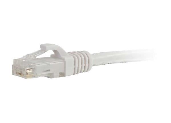 C2G 3ft Cat6 Ethernet Cable - Snagless Unshielded (UTP) - White