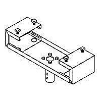 Peerless DCT 900 - mounting component (Trade Compliant)