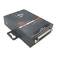 Lantronix 1Port RS232/422/485 Serial to IP/Ethernet Device Server with PoE