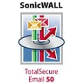 Dell SonicWALL TotalSecure Email Software 50 - subscription license renewal