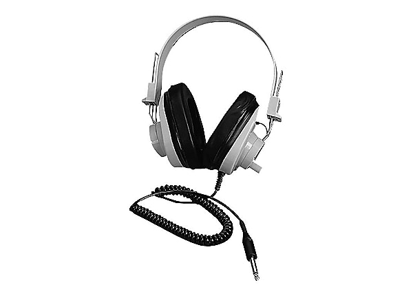 Califone Deluxe 2924AVPS - headphones