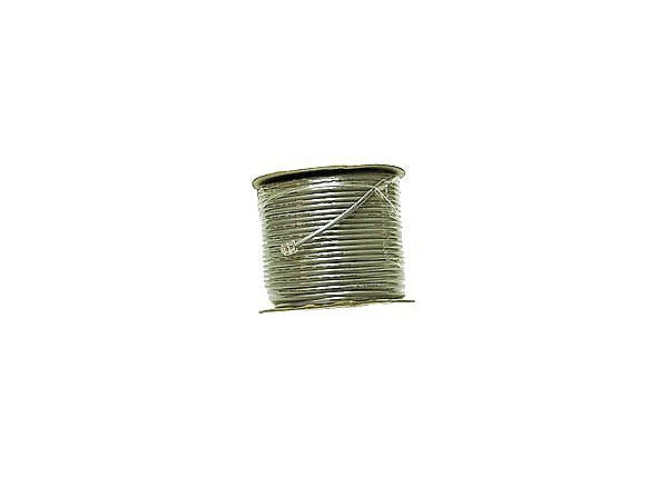 C2G network cable - 152.4 m - silver satin