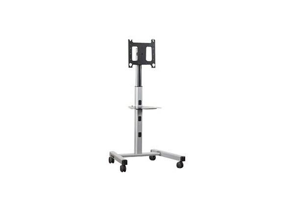 "Chief Medium Flat Panel Mobile AV Cart - For monitors 32-65""."