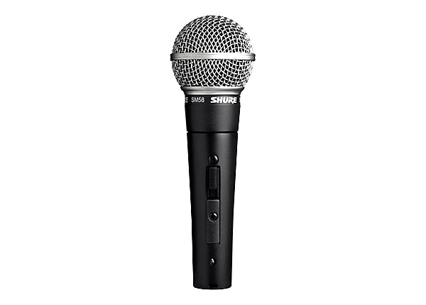 Shure SM58S - microphone
