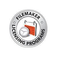 FileMaker Pro - maintenance (renewal) (1 year) - 1 seat